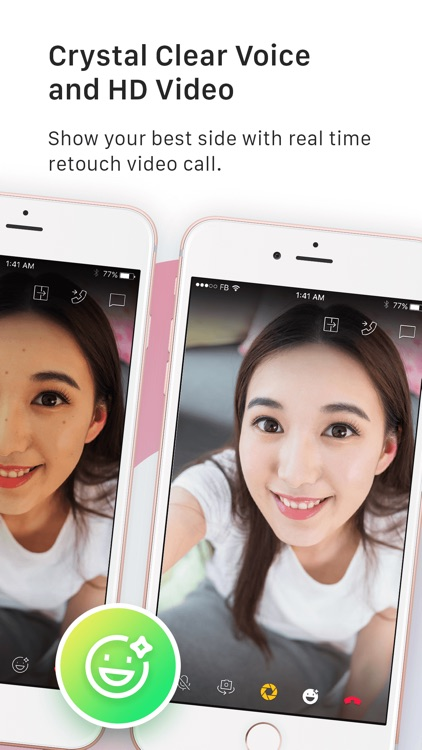 YeeCall, HD Voice & Video Call screenshot-3