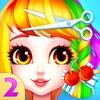 美发沙龙:梦幻公主化妆换装游戏