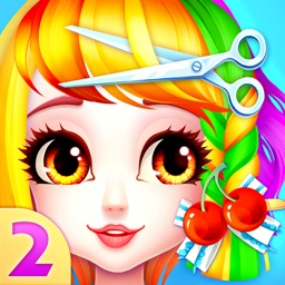 Hair Salon for Princess Makeup