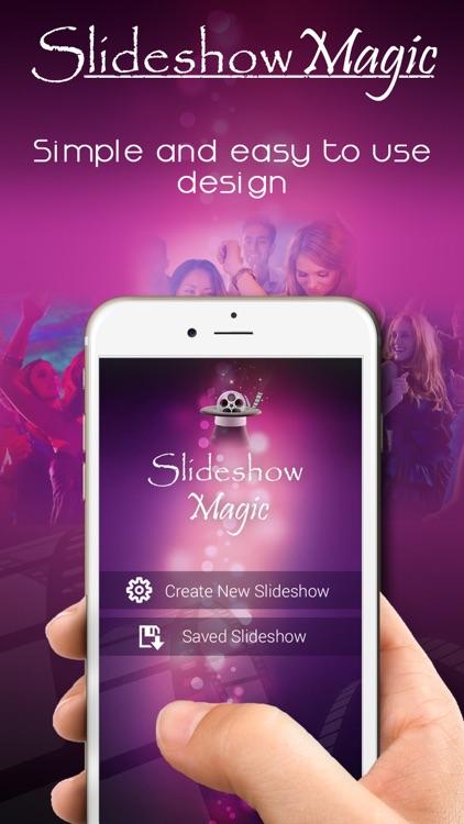Slideshow Magic- With Music screenshot-4