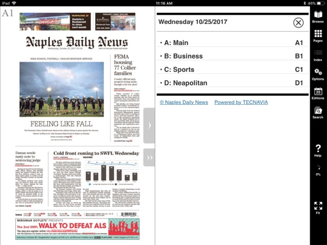 Naples Daily News Print on the App Store