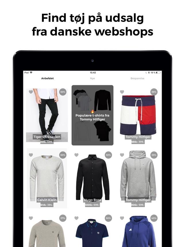 e76476f5f4f  zale - udsalg på tøj i App Store