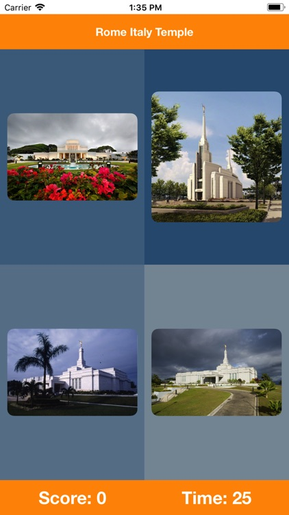 Find the Temple