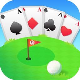 Golf Solitaire - 9 Hole Tour
