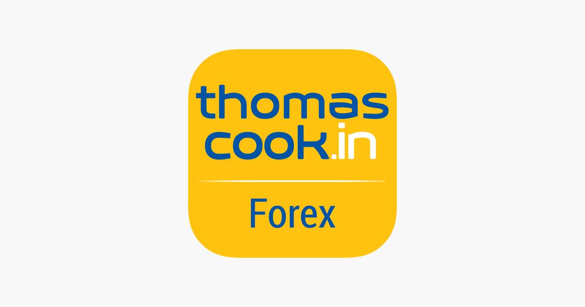 Thomas cook forex app