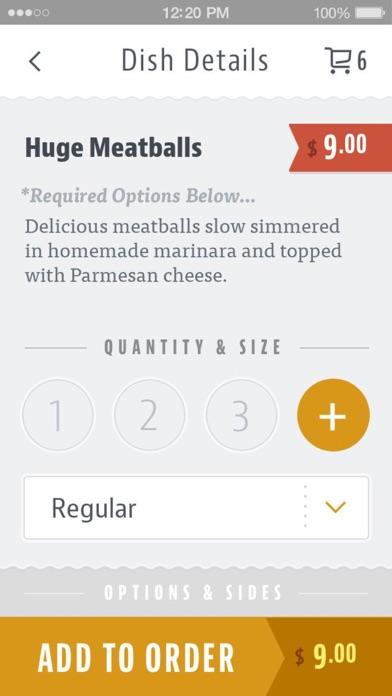 Cordavino's Italian Kitchen screenshot 4