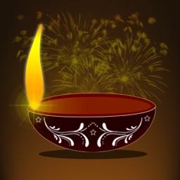 Diwali Greetings & Card Maker