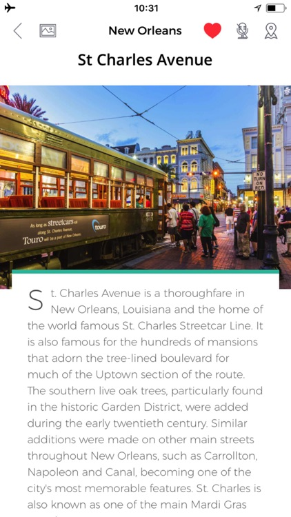 New Orleans Travel Guide screenshot-1