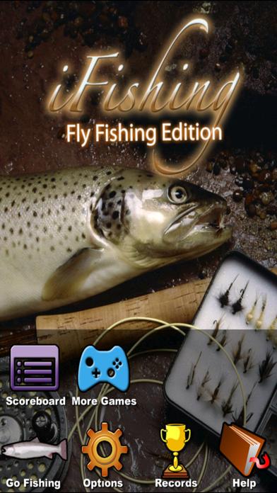 i Fishing Fly Fishing Edition screenshot one