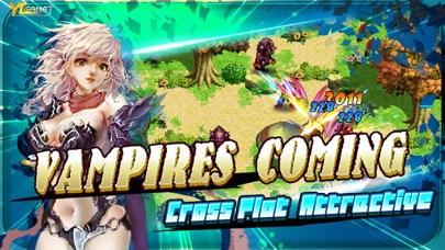 Gods Wars Ex:Vampire Hunter screenshot one