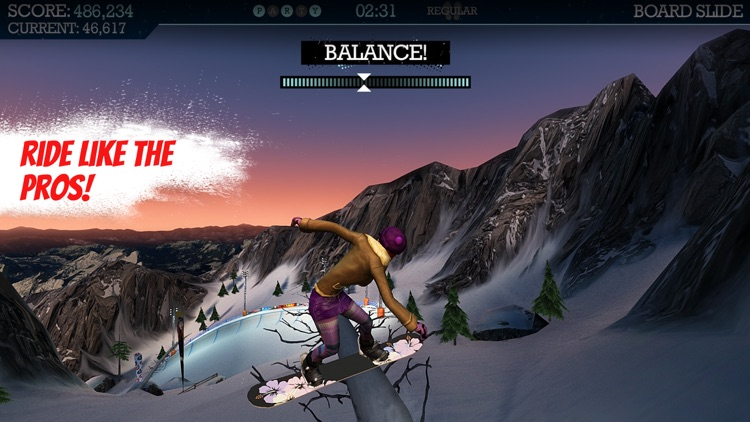 Snowboard Party screenshot-4