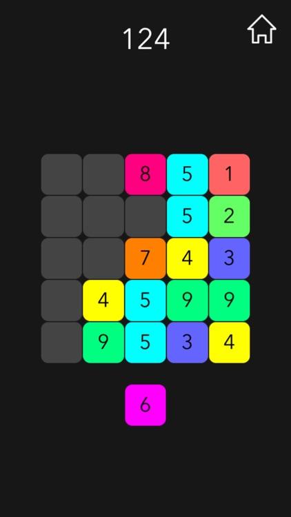 Merge Blocks - Puzzle Game screenshot-4