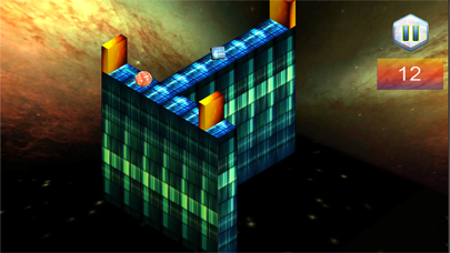 Moving Ball Hit The Wall screenshot two