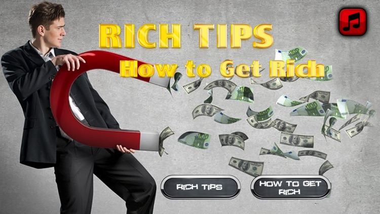 Rich Tips - How to Get Rich