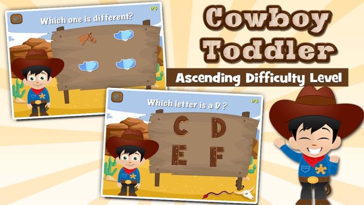 Cowboy Toddler Yeehaw!