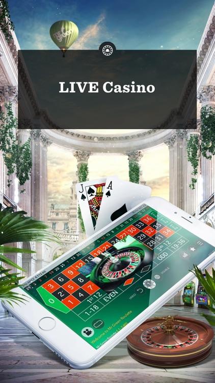 Mr Green Casino och Sport screenshot-4