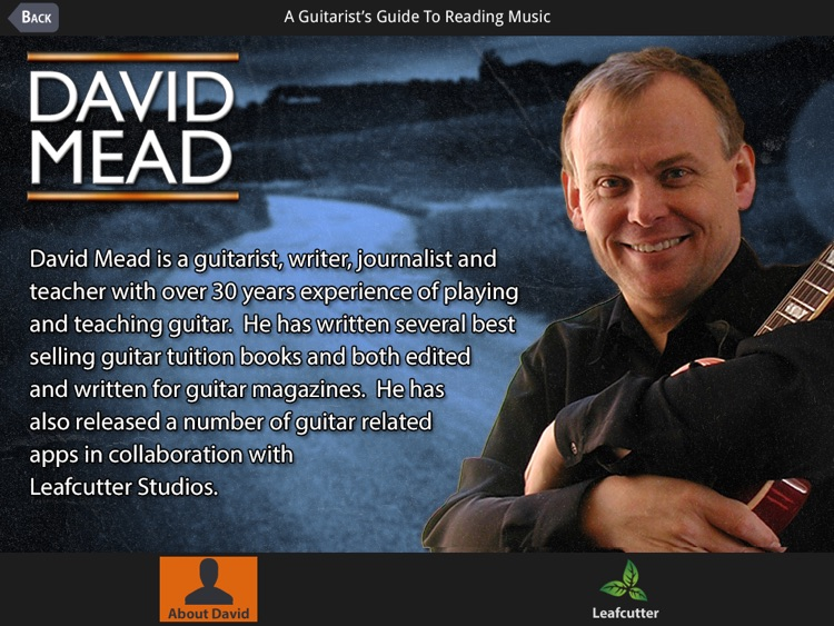 Reading Music with David Mead screenshot-4