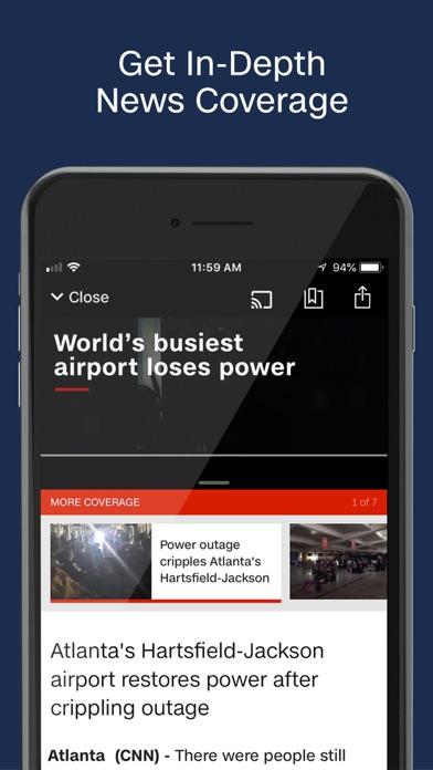 CNN: Breaking US & World News for Windows