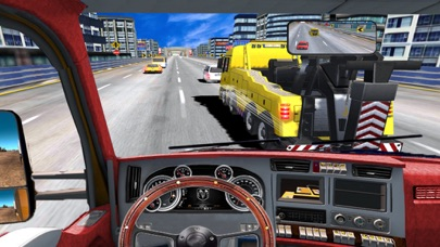 Real Truck Driver In Highway screenshot 5