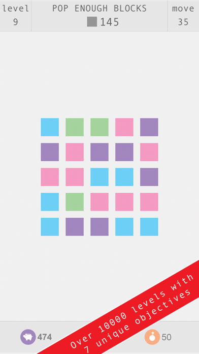 Little Blocks - block popping puzzle games på PC