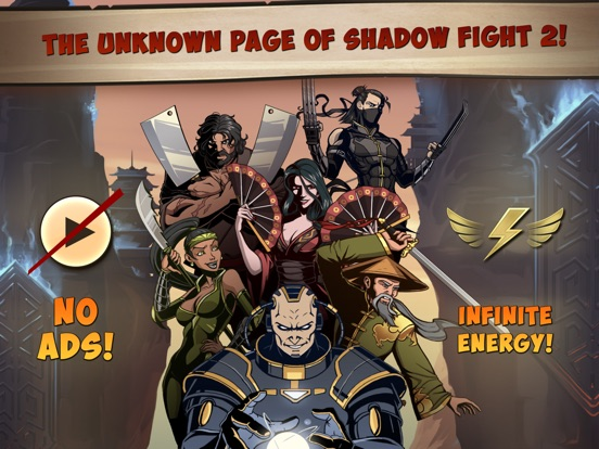 Shadow fight 2 special edition mod apk android 1
