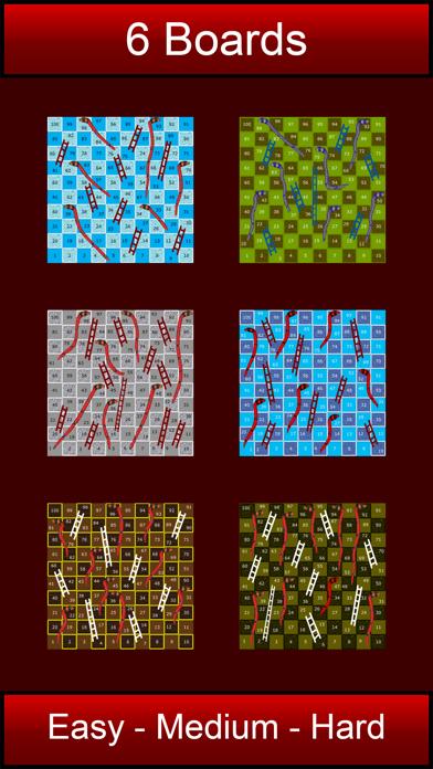 Snakes & Ladders Online Prime screenshot three