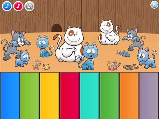 Piano Baby Games for Girls & Boys one year olds screenshot 7