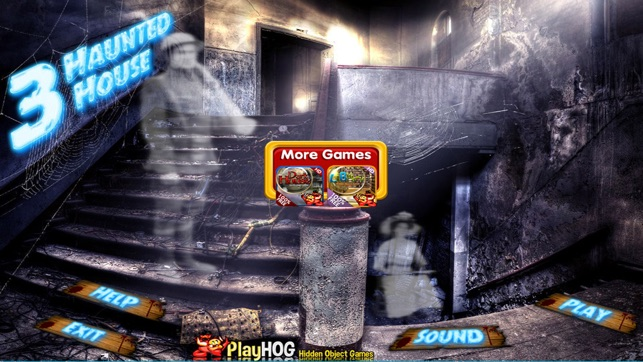 Haunted House 3 Hidden Objects on the App Store
