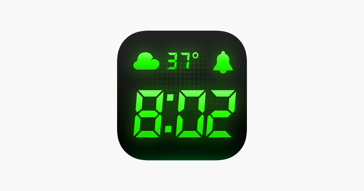 Alarm Clock - Alarm & Weather on the App Store