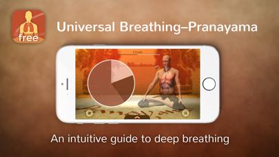 Universal Breathing - Pranayama LiteScreenshot of 1