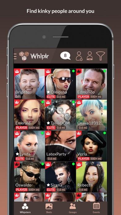 Kinky hook up apps