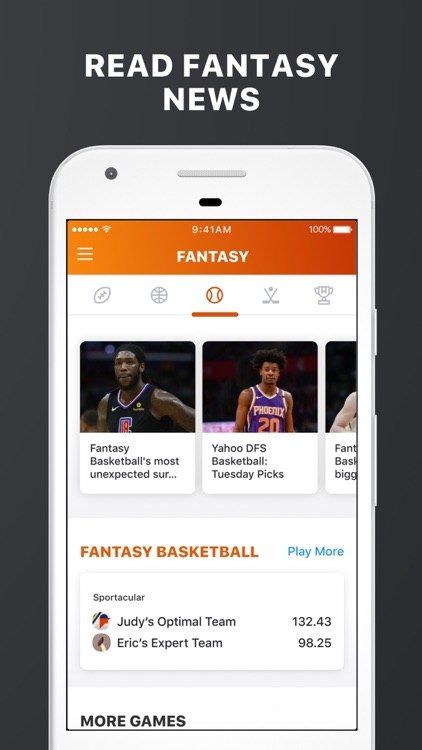 Yahoo Fantasy Football & more screenshot-5