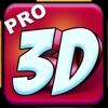 Arte de texto 3D - Pro