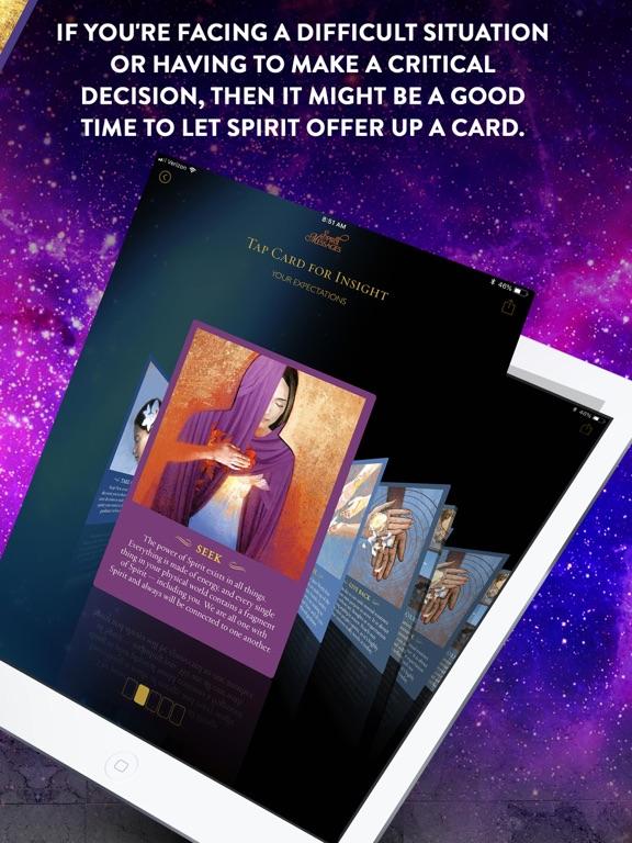 Spirit Messages Daily Guidance screenshot 9