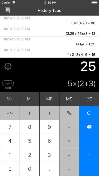 Calculator Pro Eliteのおすすめ画像3