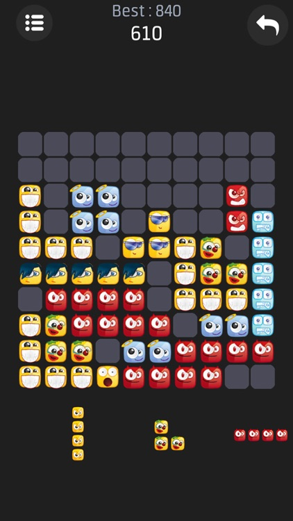 Emoji Block Puzzle screenshot-4