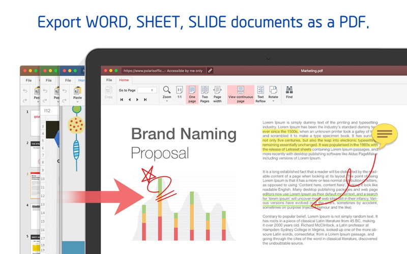 Polaris Office - Docs & PDF for Mac