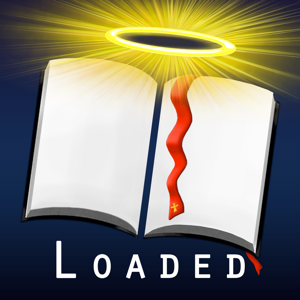 Touch Bible Loaded - Bible Study App With Audio app