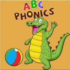 ABC 3 Letters Kids Phonics Fun