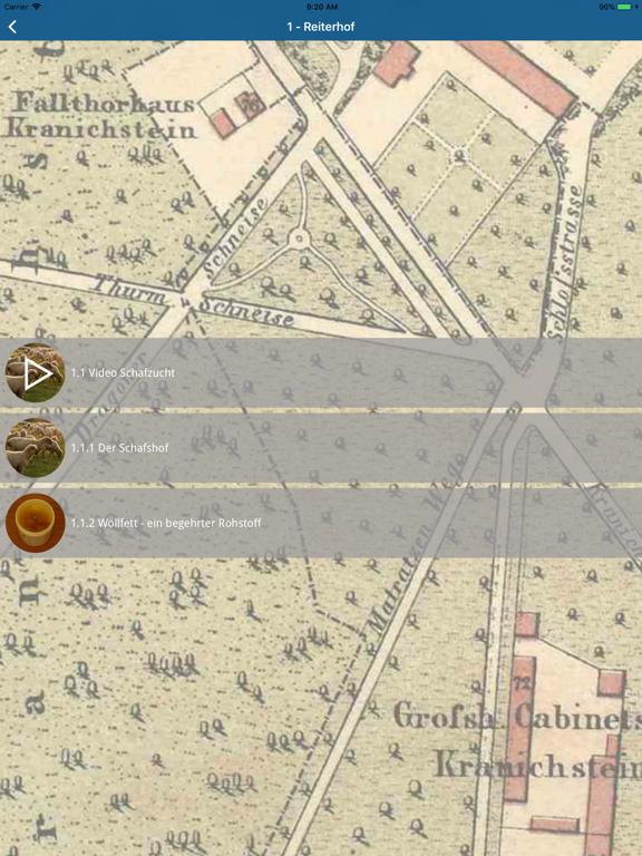 Jagdschloss Kranichstein screenshot 6