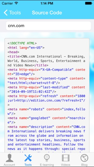 iWebmaster Tools - Website SEO on the App Store