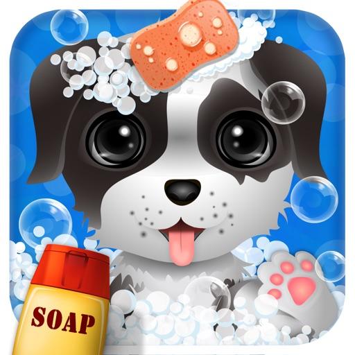 Вымойте Домашние животные