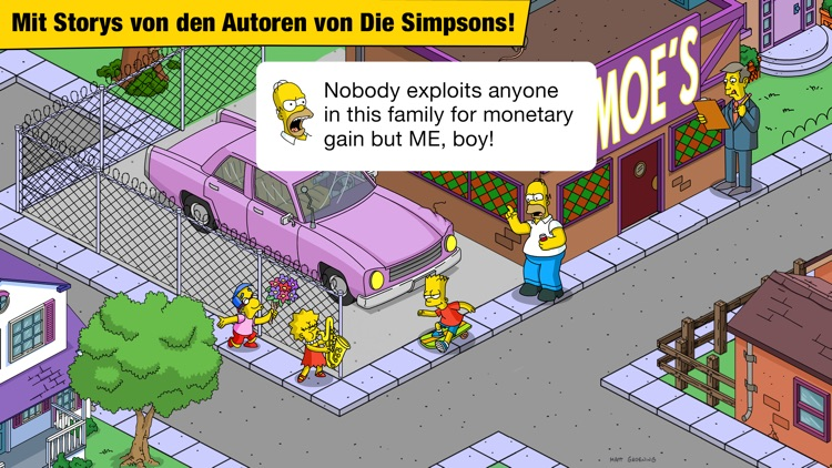Die Simpsons™: Springfield screenshot-4