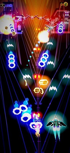 Galaxy BulletHell: Invaders Go Screenshot