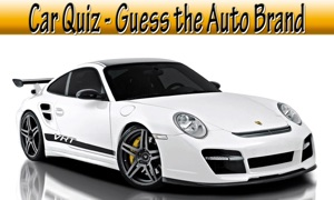 Car Quiz- Guess the Auto Brand