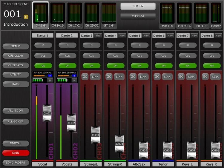 QL StageMix screenshot-4