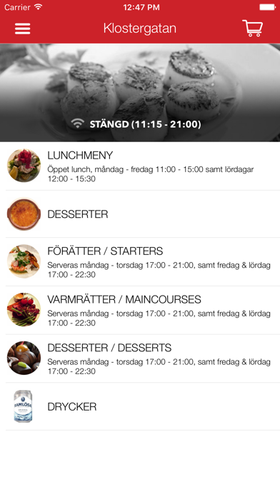 Klostergatans Screenshot