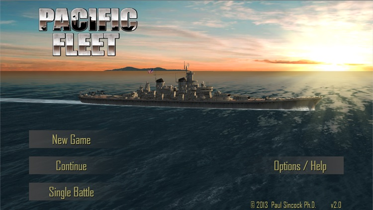 Pacific Fleet screenshot-0
