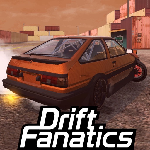 Drift Fanatics Car Drifting