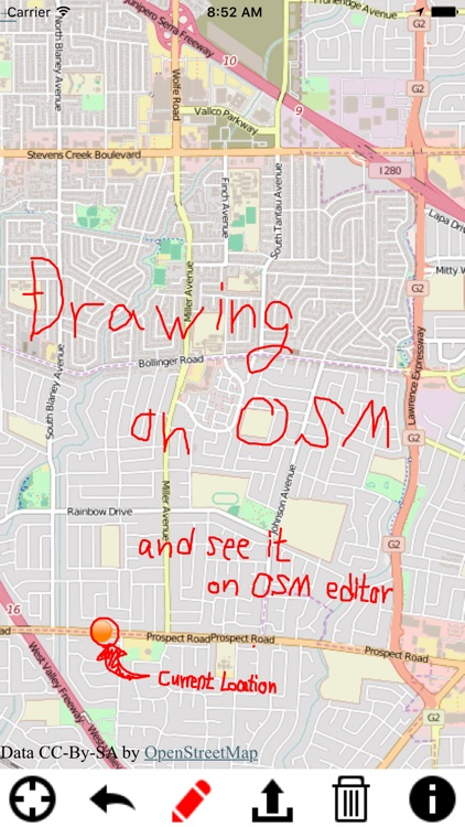 OSM sketch